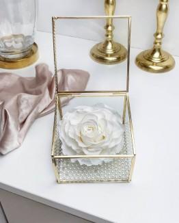 Boîte à bijoux rose IMPÉRATRICE